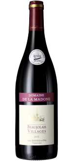 BEAUJOLAIS VILLAGES - LE PERREON 2017 - DOMAINE DE LA MADONE