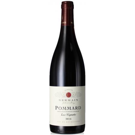 POMMARD - LES VIGNOTS 2016 - DOMAINE PHILIPPE GERMAIN