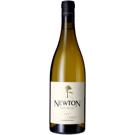 CHARDONNAY UNFILTERED 2015 - NEWTON