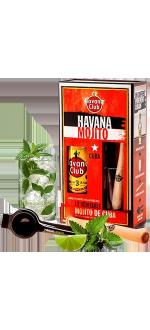 HAVANA CLUB - GIFT SET MOJITO - RUM 3 ANS