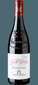 VACQUEYRAS - GRANDE GARRIGUE 2016 - ALAIN JAUME & FILS