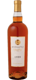 RIVESALTES GRANDE RESERVE 1989 - VIGNOBLES DOM BRIAL