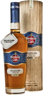 HAVANA CLUB - RUM SELECCION DE MAESTROS - EN CANISTER