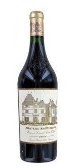 CHATEAU HAUT BRION 2009 - 1ER CRU CLASSE (France - Wine Bordeaux - Pessac-Léognan AOC - Red Wine - 0,75 L)