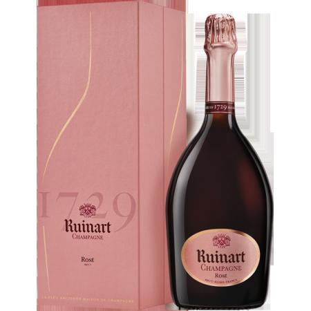 CHAMPAGNE RUINART - BRUT ROSE - LUXURY BOX