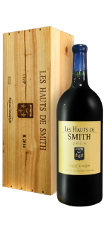 IMPERIALE LES HAUTS DE SMITH 2014 - SECOND WINE OF CHATEAU SMITH HAUT LAFITTE