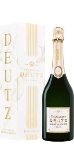 CHAMPAGNE DEUTZ - BLANC DE BLANCS VINTAGE 2013 - EN ETUI