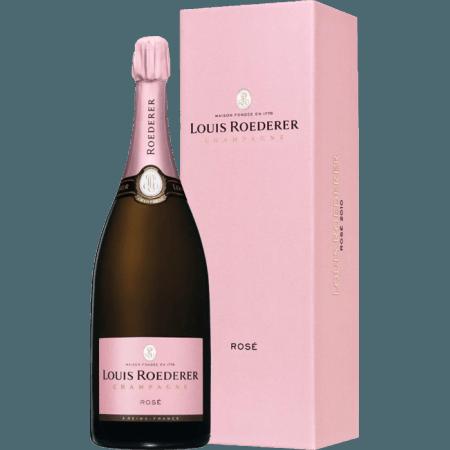 CHAMPAGNE LOUIS ROEDERER - BRUT ROSE VINTAGE 2011 - MAGNUM - LUXURY BOX