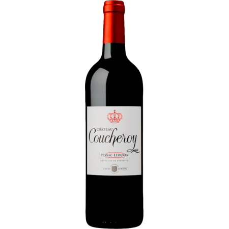CHATEAU COUCHEROY 2017