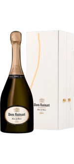 CHAMPAGNE DOM RUINART 2007 - LUXURY BOX