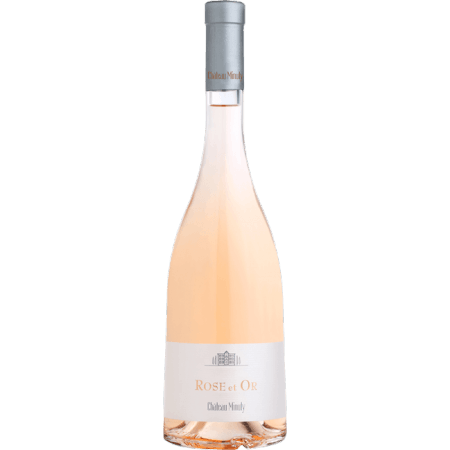 CUVEE ROSE & OR 2018 - CHATEAU MINUTY