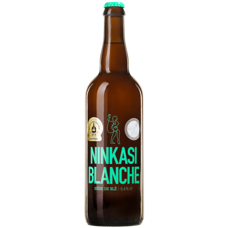 BLANCHE 75CL - BREWERY NINKASI - WHEAT BEER