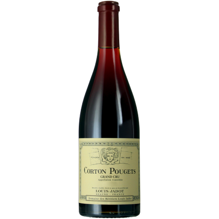 CORTON POUGETS 2014 FROM LOUIS JADOT