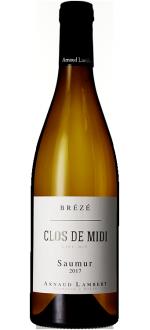 CLOS DE MIDI 2018 - CHATEAU DE BREZE