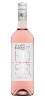 ROSE DE PRESSEE 2018 - DOMAINE DU TARIQUET