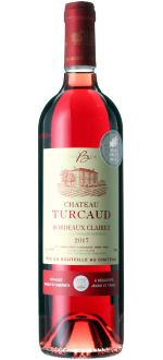 CHATEAU TURCAUD BORDEAUX CLAIRET 2018