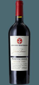 GRAND TERROIR MONTPEYROUX 2016 - GERARD BERTRAND