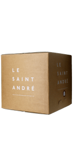 BOXED WINE - BIB - LE SAINT ANDRE 2018 - SAINT ANDRE DE FIGUIERE