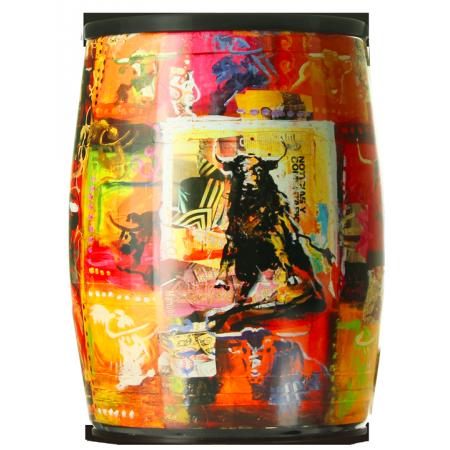 WINE BOX BIB ART ROSE - MARC GUYOT - LE BENJAMIN DE PUECH HAUT