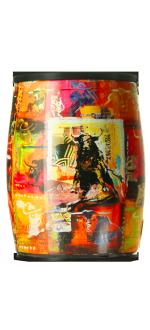 WINE BOX BIB ART ROUGE - MARC GUYOT - LE BENJAMIN DE PUECH HAUT