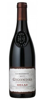 LES REINAGES 2011 - DELAS FRERES (France-Rhone-Gigondas AOC-Red-0,75L)
