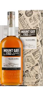 MOUNT GAY BLACK BARREL - EN ETUI