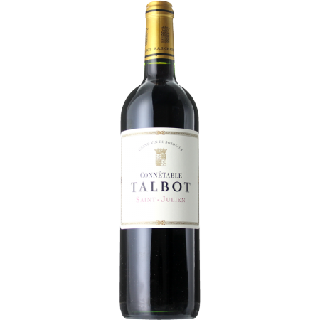CONNETABLE DE TALBOT 2015 - SECOND WINE OF CHATEAU TALBOT