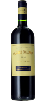 CHATEAU BRILLETTE 2016 - CRU BOURGEOIS