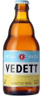 VEDETT EXTRA WHITE 33CL - BRASSERIE DUVEL MOORTGAT