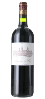 LES PAGODES DE COS 2014 - SECOND WINE OF CHATEAU COS D'ESTOURNEL