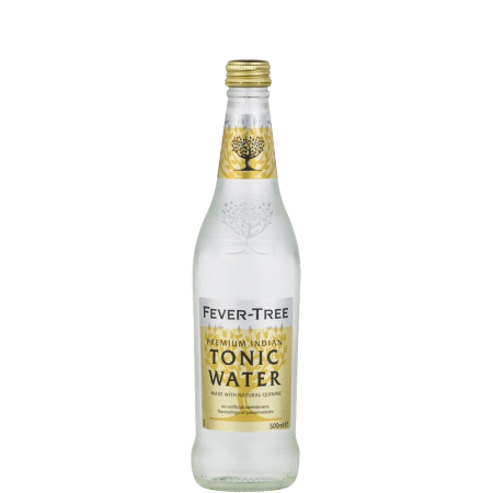 FEVER-TREE TONIC WATER 500ML