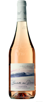 VENTOUX - SECRET DES DAMES ROSE 2018 - VIGNERONS DU MONT VENTOUX