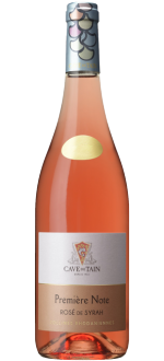 ROSE DE SYRAH - PREMIERE NOTE 2018 - CAVE DE TAIN