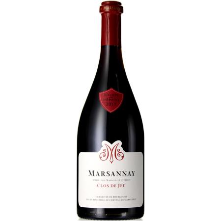 MARSANNAY - CLOS DE JEU 2017 - CHÂTEAU DE MARSANNAY