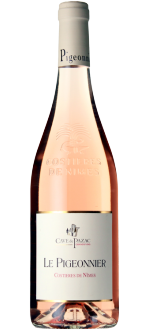 LE PIGEONNIER ROSE 2018 - CAVE DE PAZAC
