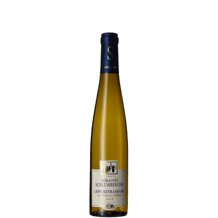 DEMI BOTTLE GEWURZTRAMINER 2016 - LES PRINCES ABBES - DOMAINE SCHLUMBERGER