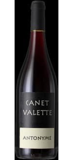 ANTONYME 2018 - DOMAINE CANET VALETTE