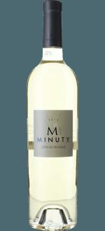 M DE MINUTY BLANC 2018