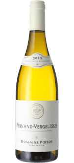 PERNAND VERGELESSES BLANC 2017 - DOMAINE POISOT