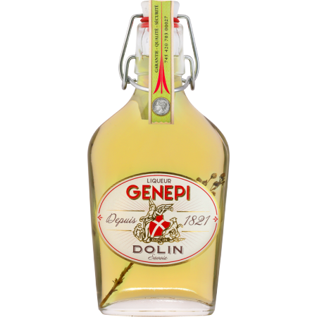 FLASK OF GENEPI - DOLIN 1821