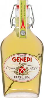 FLASK OF GENEPI - DOLIN 1821
