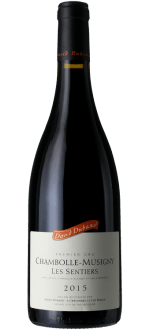 CHAMBOLLE MUSIGNY 1ER CRU - LES SENTIERS 2014 - DUBAND DAVID