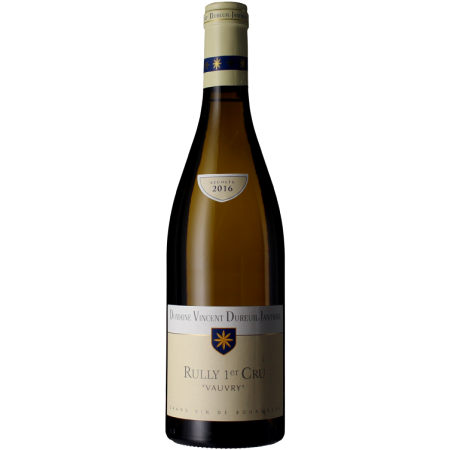 RULLY 1ER CRU BLANC - VAUVRY 2017 - DUREUIL-JANTHIAL