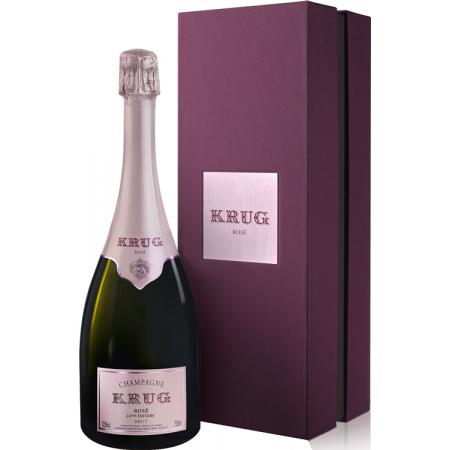 CHAMPAGNE KRUG - ROSE - LUXURY BOX EDITION 22