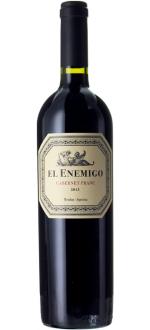 CABERNET FRANC 2015 - EL ENEMIGO