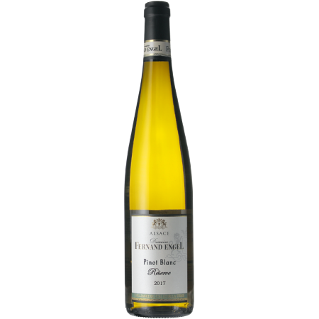 PINOT BLANC RESERVE 2017 - DOMAINE FERNAND ENGEL
