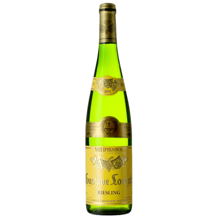 RIESLING RESERVE 2018 - GUSTAVE LORENTZ