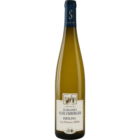 RIESLING 2015 - LES PRINCES ABBES - DOMAINE SCHLUMBERGER