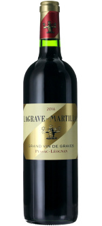 LAGRAVE-MARTILLAC 2016 - SECOND WINE OF CHATEAU LATOUR-MARTILLAC