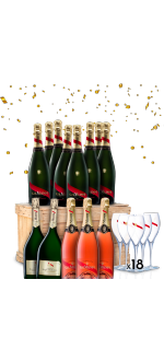 SPECIAL CHRISTMAS PACK - MUMM CORDON ROUGE